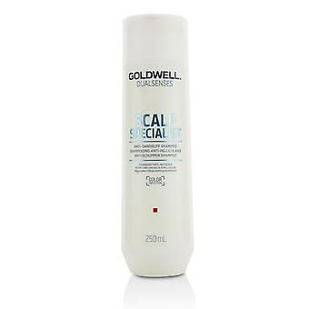 Dual senses scalp specialist anti dandruff shampoo (cleansing for flaky scalp) 215454 250ml/8.4oz
