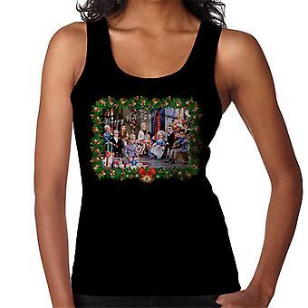 Thunderbirds Christmas Happy Holidays kort kvinder ' s vest
