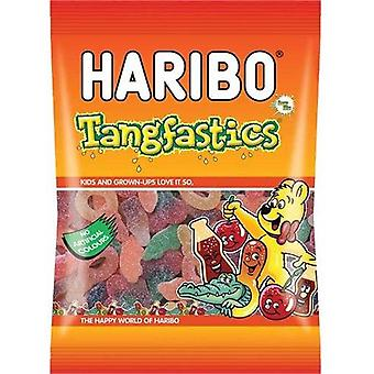 HARIBO Tangfastics 0.98kg, bulk sweets, 6 packs of 160g