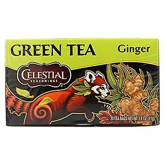 Celestial Seasonings Green Tea Ginger