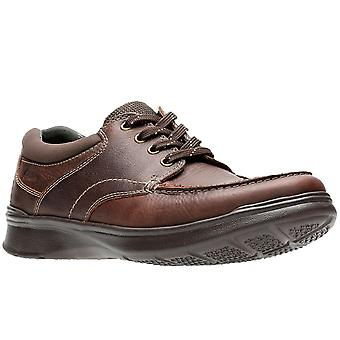 Clarks Cotrell Edge Herren Wide Fit Casual Schuhe