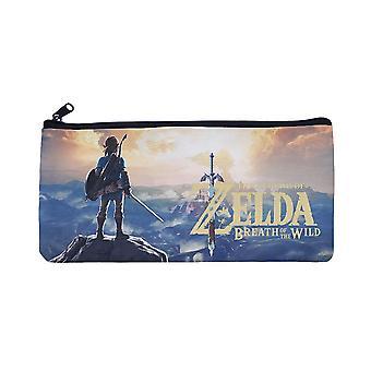 Zelda Breath of the Wild Pen Case