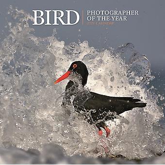 Bird Photographer Of The Year Square Wall Calendar 2021