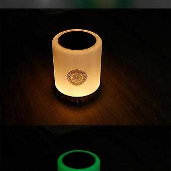Altoparlante Bluetooth a led Usb Fm colorato con tocco