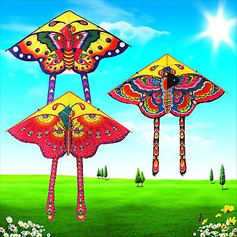 Outdoor Sports Butterfly Flying Kite Con Winder Board String - Gioco di toy per bambini per bambini