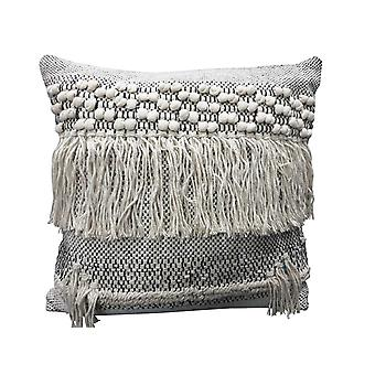 Spura Home Indian Confortable Bangs Moroccan Style Oreillers 18x18