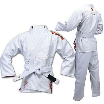 VELO Adults BJJ GI Brazilian Jiu Jitsu Suit Uniform