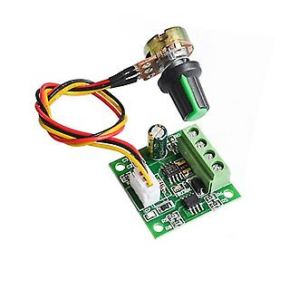 Automatický regulátor otáčok dc motora
