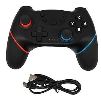 Langaton Bluetooth-peliohjain, pelin ohjainsauvaohjain 6-akselilla, Peliohjain