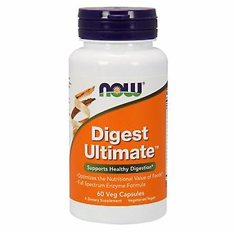 Now Foods Digest Ultimate, 60 Vcaps