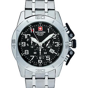 Mens Watch Swiss Military 7063.9137, Quartz, 45mm, 10ATM