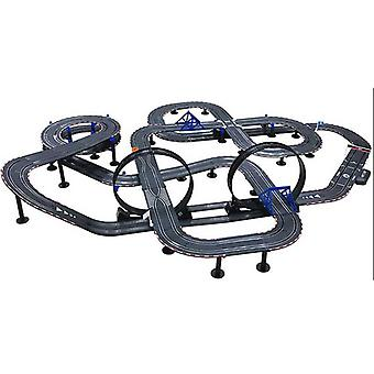 Train Railway Railroad, Trains-Trains Child Remote Control Rail Toy (noir)