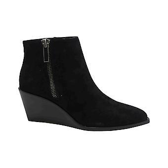 1.STATE Women-apos;s Chaussures Kipp Cuir Fermé Toe Ankle Fashion Boots