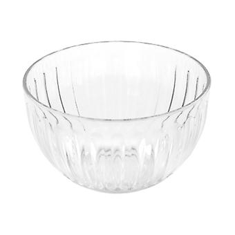 What More Roma Bowl Large Clear Acrylic 20575