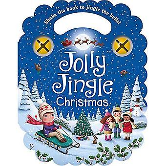 Jolly Jingle Christmas [Board book]