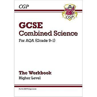 Ny grade 9-1 GCSE kombineret videnskab: AQA arbejdsbog-højere