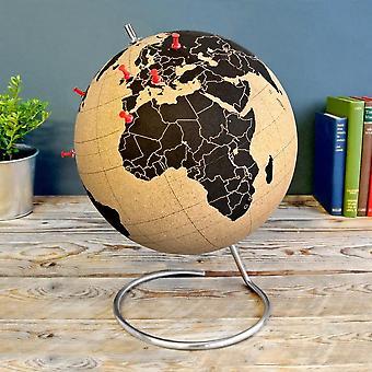 Suck uk cork globe