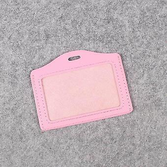 Badge porta carte Pu donna e uomo