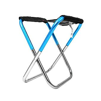 Outdoor Camping Chair, Portable Folding Camping Chair Seat For Fishing Festival