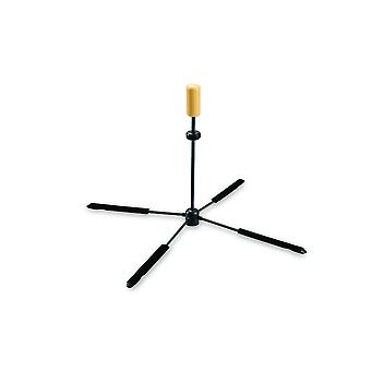 Hercules ds461b in-foot joint flute stand 6.5 inch