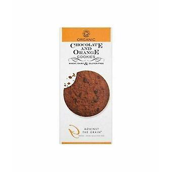 Island Bakery Organic Chocolate & Orange Cookies 150g x6