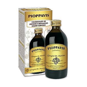 PIOPPAVIS LIQUID ANALCO 200ML 200 ml