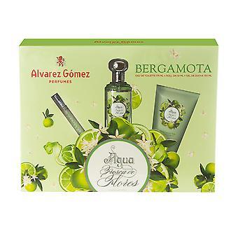 Alvarez Gomez Agua Fresca Flores Bergamota Set 3 Pz Unisex