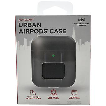 Keysmart Urban AirPods Case - Black