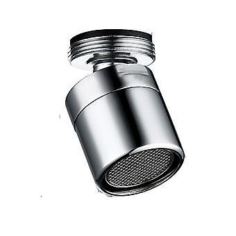 Robinet pivotant de 360°, bubbler d'eau d'aérateur et robinet d'économie