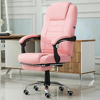 Computer Chair Swivel Ergonomic Reclining Chair Lying Lifting