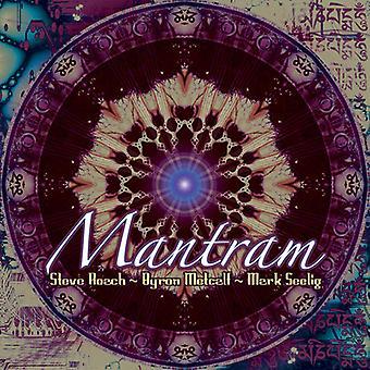 Roach/Metcalf/Seel - Mantram [CD] USA import