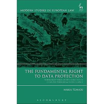 The Fundamental Right to Data Protection - Normative Value in the Cont