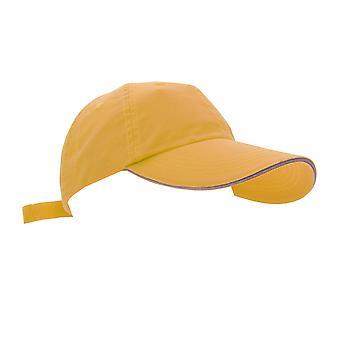 Yunque Unisex bajo perfil pigmento teñido gorra / sombrero