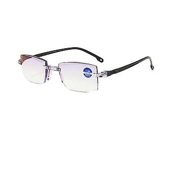 Anti Blue Light Reading Glasses Magnification Eyewear Presbyopic Glasses