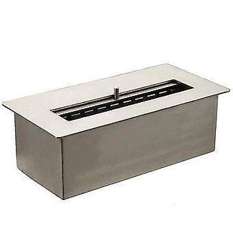 Bio Ethanol Fireplace Stainless Steel Burner With Ceramic Fibers Inside