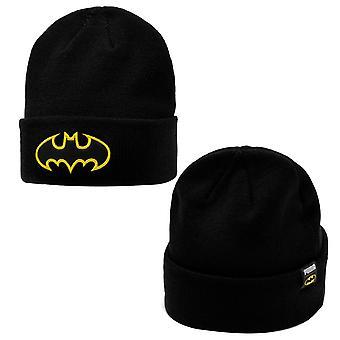 Puma Tinereti Batman Beanie Hat Justiție Liga Negru 021729 03 A161D