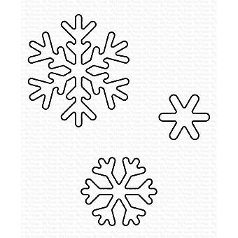 My Favorite Things Sweet Snowflakes Die-namics Cutting Dies