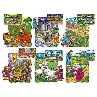 New Testament Parables Bulletin Board Set