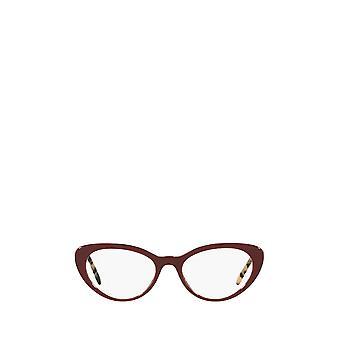 Miu Miu MU 05RV bordeaux naisten silmälasit