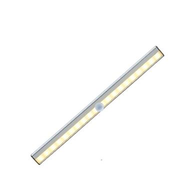 Battery Powered, Wireless Ir Infrared Detector Lamp