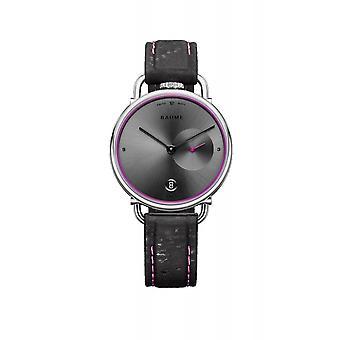 Baume & Mercier BM0A10604 Grey Dial Quartz Wristwatch
