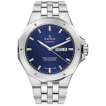 Edox 88005 3M BUIN Delfin Heren Horloge