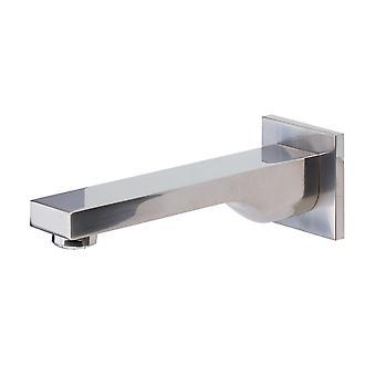 Alfi Brand Ab9201-Bn Brushed Nickel Wallmounted Tub Filler Bathroom Spout