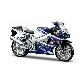 Burago Suzuki GSX R750  Motorcycle 1:18