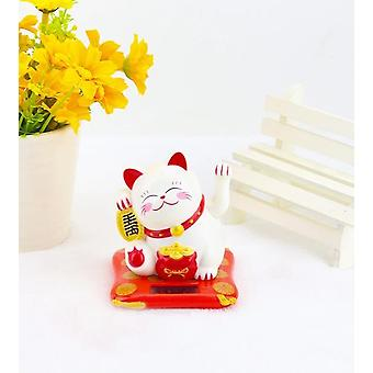 Lucky Wealth Waving Cat, Home Decor Statue