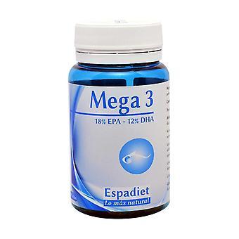 Mega 3 60 softgels