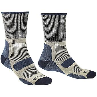 Bridgedale HIKE Lightweight Cotton Cool Comfort Boot Mens Socks