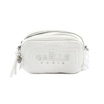 Bag Woman Gaëlle Shoulder strap 2 Compartments Ecopelle Quilted White Bs21ge13 Gbda2234