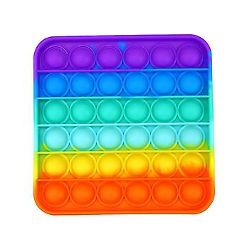 Pop It Fidget Push Bubble Anti Stress Reliever Autism Toy