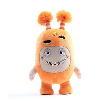 23cm Oddbods Anime Plushie Fuse Bubbles Newt Pogo Slick Jeff Zee Stuffed Animals Doll Cartoon Toys For Children Birthday Gifts